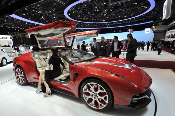 2012 International Geneva Motor Show