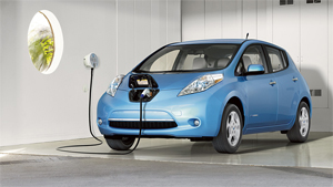 The-Nissan-Leaf