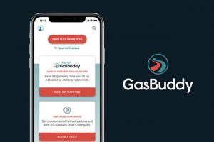 Apps for the Convenience of Drivers-GasBuddy App