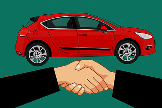 Negotiation while buying a used car